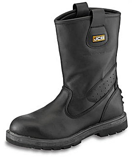 JCB Trackpro Safety Rigger Boot