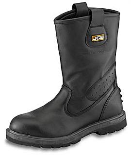JCB Trackpro Safety Rigger Boot
