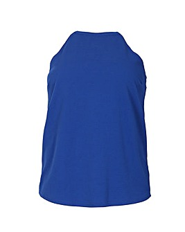 Samya Sleeveless Casual Top