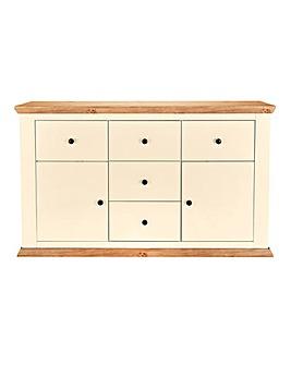 Kendal 2 Door 5 Drawer Sideboard