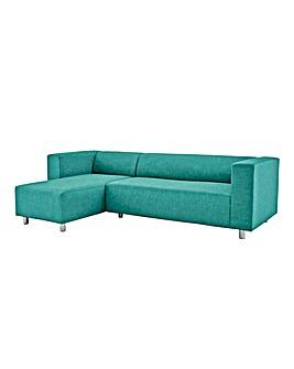 Taylor Fabric Corner Sofa