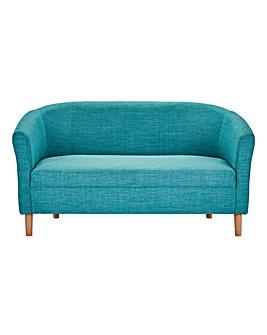 Cora Fabric Tub Sofa
