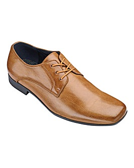 Trustyle Formal Lace-Up Shoe Ex Wide Fit