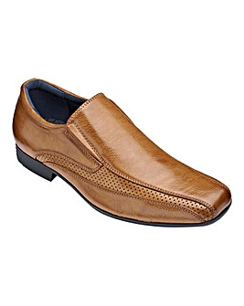 Trustyle Formal Slip-On Shoe Ex Wide Fit
