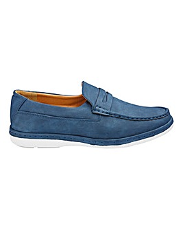 Cushion Walk Slip On Loafers Std Fit
