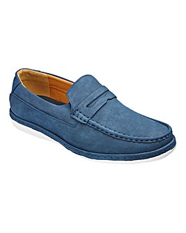 Cushion Walk Slip On Loafer Wide Fit