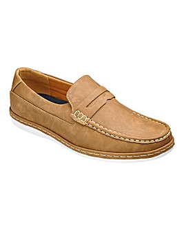 Cushion Walk Slip On Loafer Standard Fit