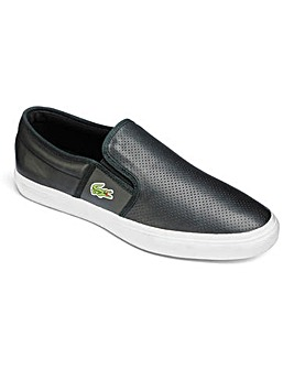Lacoste Gazon Sport Slip On Shoe