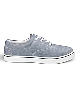 Trustyle Basic Canvas Pump