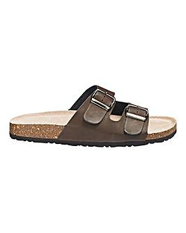 Trustyle Double Strap Mule Sandal