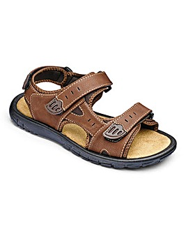 Cushion Walk Touch & Close Sandal