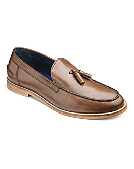 Trustyle Tassel Loafers Wide Fit