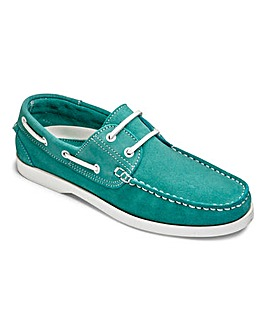 Trustyle Suede Boat Shoes