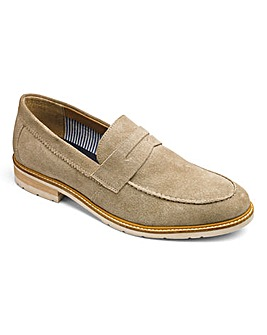 Trustyle Penny Loafer Wide Fit