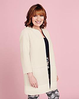 Lorraine Kelly Textured Tailored Jacket