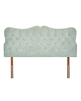 Gracie Headboard in Paris Fabric