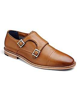 Trustyle Premium Monk Strap Formal Shoes