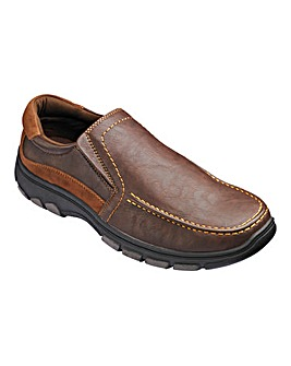 Cushion Walk Slip On Shoes