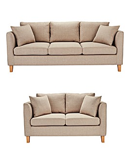 Boden 3 plus 2 Seater Sofa
