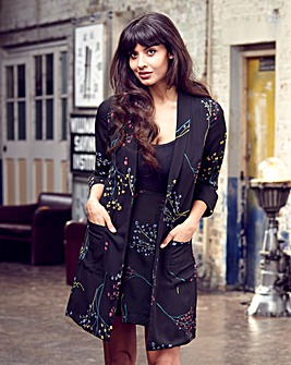 Jameela Jamil Soft Jacket