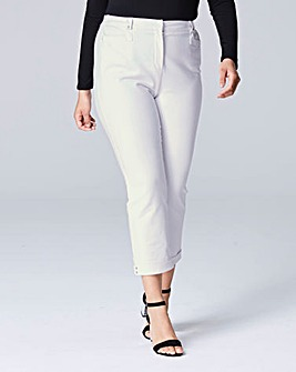 Magisculpt 4 Way Stretch Crop Trouser