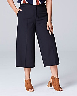 PVL Wide Leg Crop Trouser