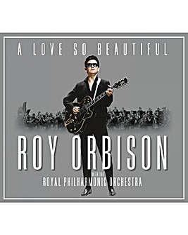 Roy Orbison A Love So Beautiful CD