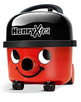 Henry Xtra Bagged Cylinder Vacuum
