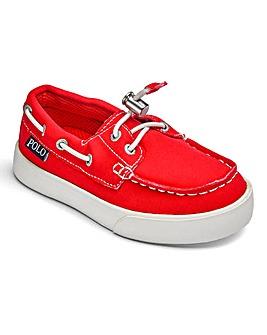 Ralph Lauren Lanyard Gore Boat Shoe