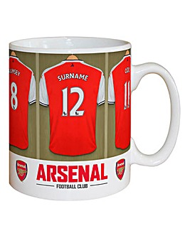 Personalised Dressing Room Mug