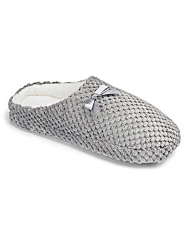 Heavenly Soles Mule Slippers
