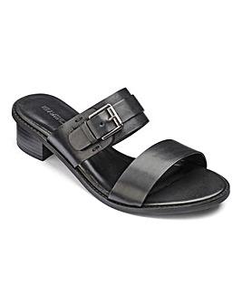 Heavenly Soles Mule Sandals E Fit