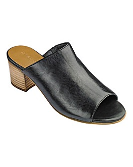 Heavenly Soles Mule Shoes D Fit