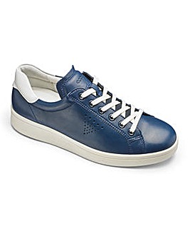 Ecco Lace Up Shoes D Fit