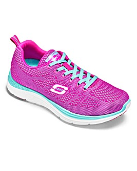 Skechers Valeris Trainers Std Fit