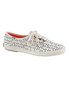 Keds Botanical Leaves Trainers