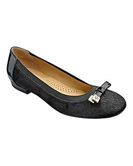 Van Dal Ballerina Shoes D Fit