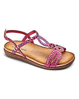Heavenly Soles Sandals E Fit