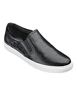 Clarks Glove Puppet Shoes D Fit