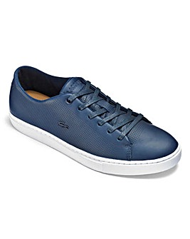 Lacoste Showcourt Lace Up Trainers