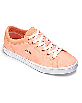 Lacoste Straightset Lace-Up Trainers