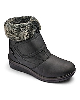 Cushion Walk Winter Snow Boots E Fit