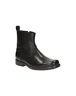 Clarks Ashburn Zip Boots