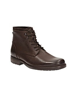 Clarks Ashburn Top Boots