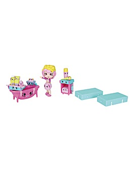 Shopkins Happy Places -Bathing Bunny