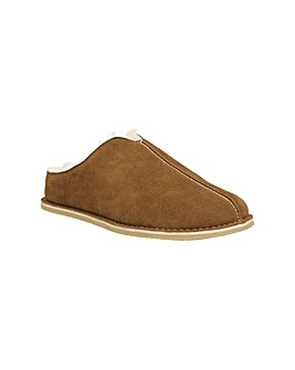 Clarks Kite Stitch Slippers