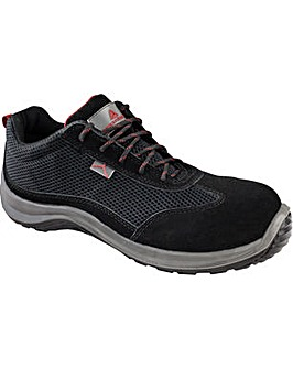 DeltaPlus Black Safety Shoe