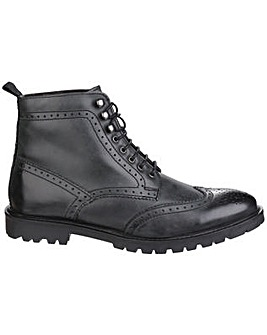 Base London Troop Lace up Boot