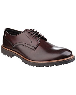 Base London Barrage Lace up Derby Shoe