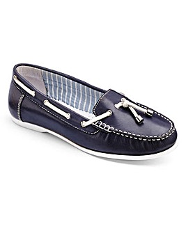 The Shoe Tailor Boat Shoes E Fit